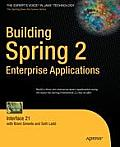 Building Spring 2 Enterprise Applications: Interface 21
