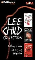 Lee Child Collection Killing Floor Die Trying Tripwire