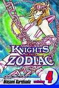 Knights of the Zodiac Saint Seiya Volume 4