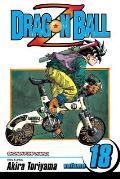 Dragon Ball Z, Vol. 18