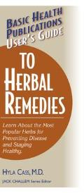 Users Guide To Herbal Remedies