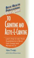 User's Guide to Carnitine and Acetyl-L-Carnitine