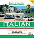 Learn in Your Car Italian The Complete Language Course With Guidebook