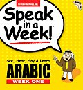 Speak In A Week Arabic Week One