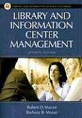 Library & Information Center Management 7th edition