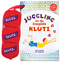 Juggling for the Complete Klutz With Three Bean Juggling Bags