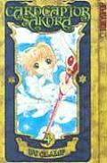 Cardcaptor Sakura 100% Authentic Manga Volume 4