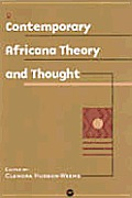 Contemporary Africana Theory and Thought (07 Edition)