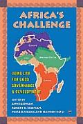 Africa's Challenge (06 Edition)