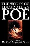 The Works of Edgar Allan Poe, Vol. I of V: The Rue Morgue and Others, Fiction, Classics, Literary Collections