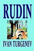 Rudin by Ivan Turgenev, Fiction, Classics, Literary