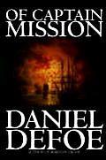 Of Captain Mission by Daniel Defoe, Fiction, Classics
