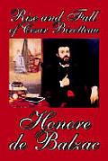 Rise and Fall of Cesar Birotteau by Honore de Balzac, Fiction, Classics