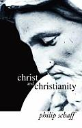 Christ and Christianity