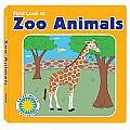First Look At Zoo Animals