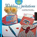 Wedding Invitations A Stylish Brides Guide to Simple Handmade Wedding Correspondence