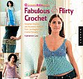 Sweaterbabe.Coms Fabulous & Flirty Crochet Gorgeous Sweater & Accessory Patterns from Los Angeles Top Crochet Designer
