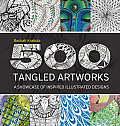 500 Tangled Artworks A Showcase of Inspired Illustrated Designs