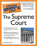 Complete Idiots Guide To The Supreme Court