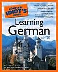Complete Idiots Guide To Learning German 3rd Edition