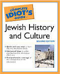 Complete Idiots Guide To Jewish History 2nd Edition