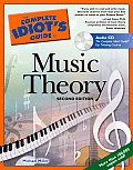 Complete Idiots Guide To Music Theory 2nd Edition Cd