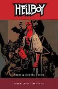 Hellboy Volume 01 Seed of Destruction