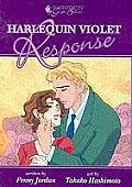 Harlequin Violet Response