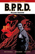 B P R D Volume 08 Killing Ground s