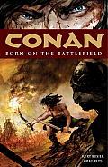 Born On The Battlefield Conan Howard