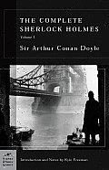 Complete Sherlock Holmes Volume I Barnes & Noble Classics Series