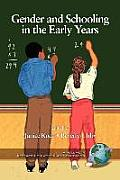 Gender and Schooling in the Early Years (Pb)