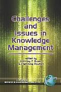 Challenges and Issues in Knowledge Management (PB)
