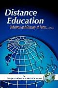 Distance Education: Definitions Glossary of Terms (Second Edition) (PB)