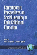 Contemporary Perspectives on Social Learning in Early Childhood Education (PB)