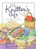 Knitters Gift An Inspirational Bag of Words Wisdom & Craft