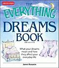 Everything Dreams Book What Your Dreams Mean & How They Affect Your Everyday Life