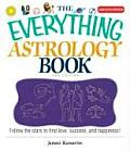 Everything Astrology Book Follow the Stars to Find Love Success & Happiness