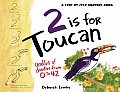 2 Is for Toucan Oodles of Doodles from 1 to 42