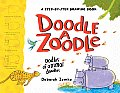 Doodle a Zoodle A Step By Step Drawing Book