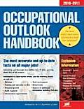 Occupational Outlook Handbook 2010 2011