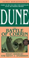 The Battle Of Corrin: Legends Of Dune 3: Unabridged