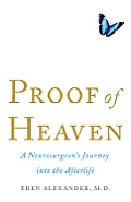 Proof of Heaven A Neurosurgeons Journey Into the Afterlife Large Print