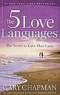 The 5 Love Languages: The Secret to Love That Lasts (Large Print Edition)