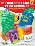 Environmental Print Activities (06 Edition)