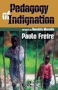 Pedagogy of Indignation