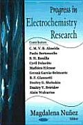 Progress in Electrochemistry Research: