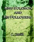 King Solomon and His Followers (1917)