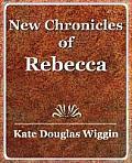 New Chronicles of Rebecca - 1907