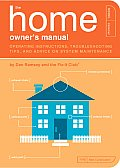 Home Owners Manual Operating Instructions Troubleshooting Tips & Advice on Household Maintenance